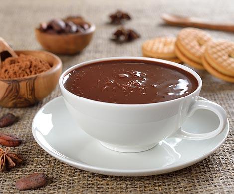 Ученые: Горячий шоколад такойже соленый, как иморская вода