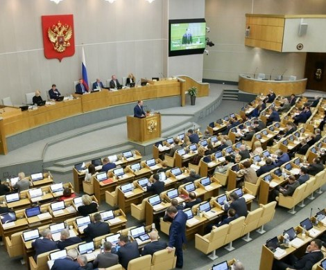 В Госдуме отчитали Силуанова и заговорили о крахе экономики России