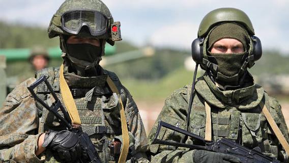 В Грузии усмотрели незаконную активность военных РФ