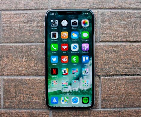 Юзеры выявили еще одну проблему iPhone X