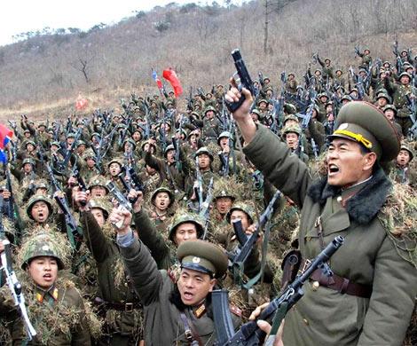 Южная Корея отказалась отучений сСША иЯпонией против КНДР