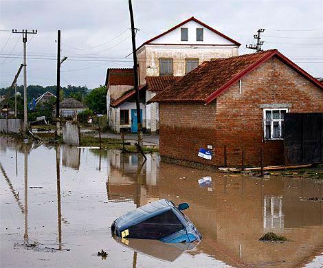 В Краснодарском крае чиновники ответят за жертв наводнений