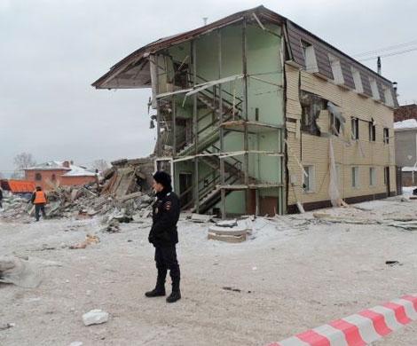 В Красноярске обнаружили подпольное строительство
