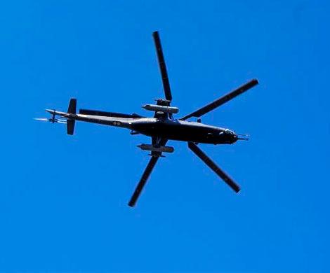Конструкторы изКрасноярска изготовили беспилотный вертолет-самолет