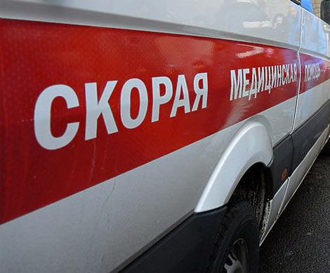Милиция проверяет видео спреградившим дорогу «скорой помощи» водителем вКрасноярске