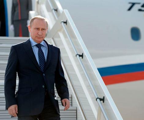 Лавров назвал срок визита В.Путина в КНР