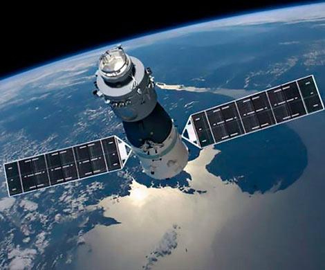 Вначале весны  наЗемлю опустится  старая космическая станция Китая стоксичным топливом