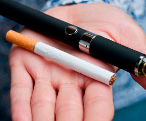 В Минздраве опровергли миф о безопасности электронных сигарет