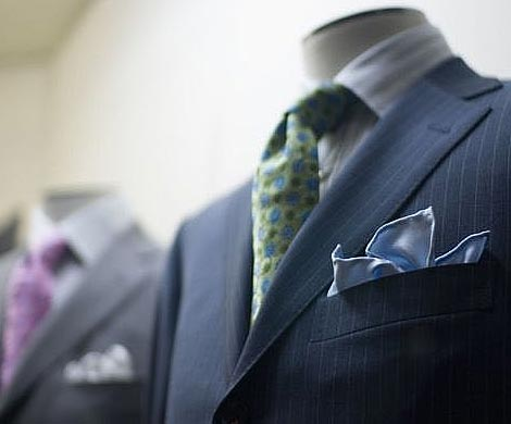 В Москве кубанец взял напрокат дорогой костюм чтобы обмануть банк