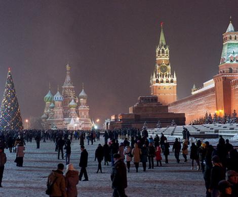 В Новый год на Красной площади не пить шампанское и не взрывать