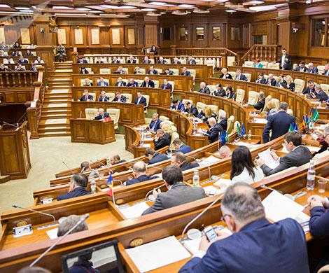 В парламент Молдавии прошли четыре партии