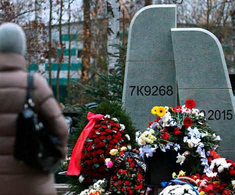 В Петербурге прошла панихида по жертвам авиакатастрофы над Синаем