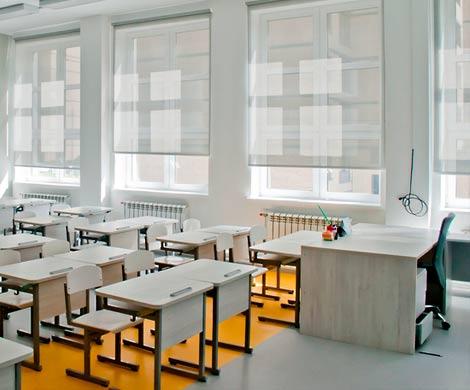 В Подмосковье построят 50 школ