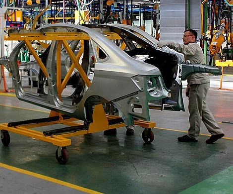 Минэкономразвития считает господдержку автопрома вРФ неэффективной