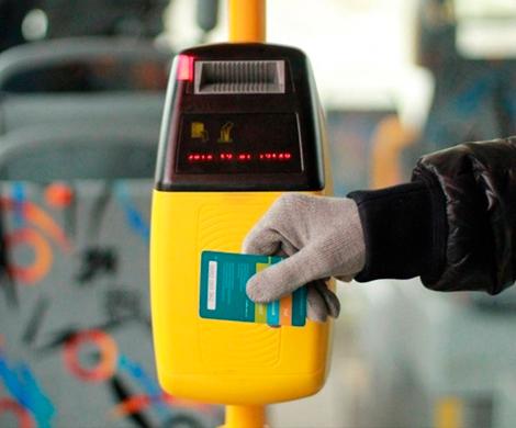 В России могут узаконить электронные билеты на автобус