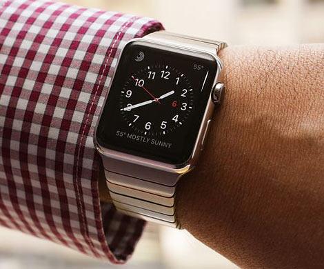 Apple снизила стоимость умных часов натреть