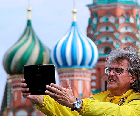В России сократилось число официальных туристов