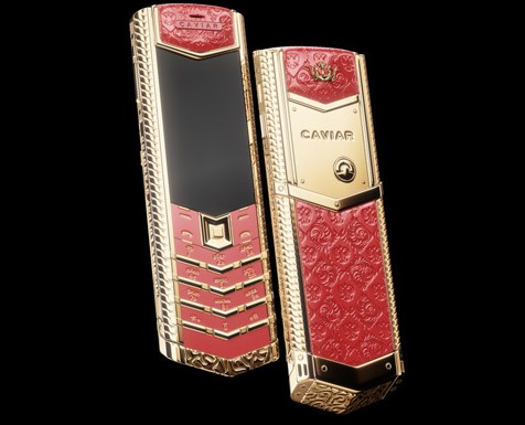 В РФ  выпустили кнопочный Царь-телефон за150 тыс.