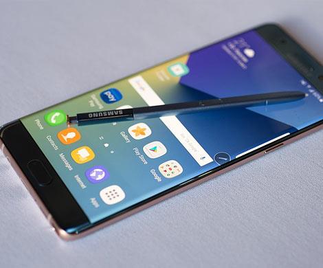 Самсунг желает вернуть Galaxy Note 7 нарынок