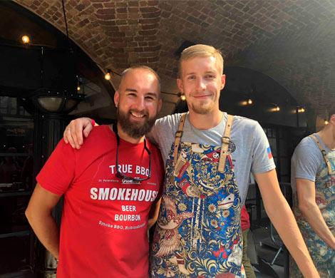 В Санкт-Петербурге пройдет главный BBQ-фестиваль