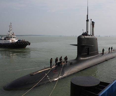 Французская DCNS потеряла тайные данные построящимся для Индии подводным лодкам