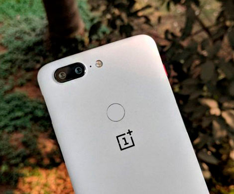 OnePlus 6: дизайн навсе 100% раскрыт наофициальном изображении
