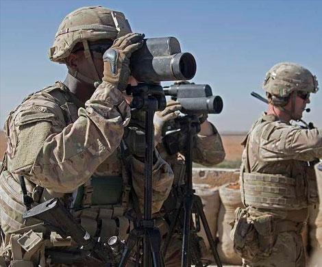 В Сирии останутся американские миротворцы