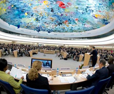 В Совете по правам человека может смениться 50% состава