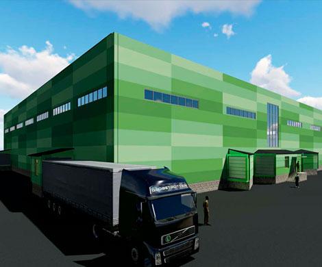 В ТиНАО в Москве построили четыре новых склада