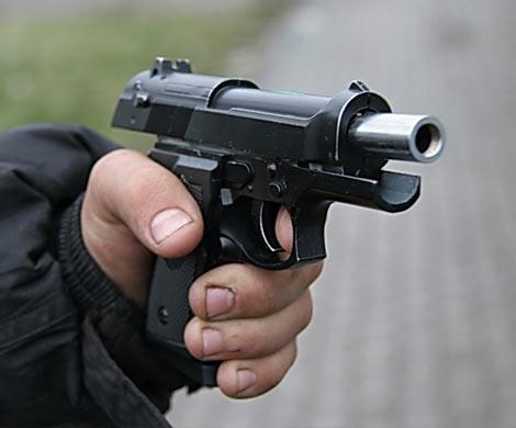 ВЗеленогорске преступник отобрал уподростка пневматический пистолет