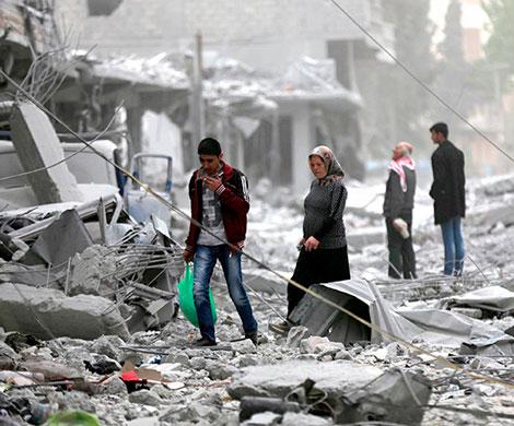 Вашингтон переложит на Эр-Рияд восстановление Сирии