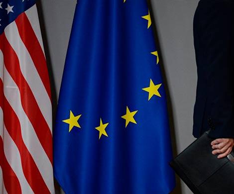 Вашингтон хочет обложить пошлинами продукцию ЕС