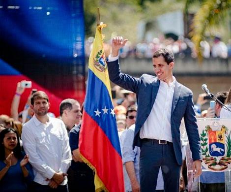 Венесуэлу поставили перед выбором