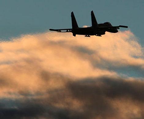 ВКС России перехватили шведский военный самолет