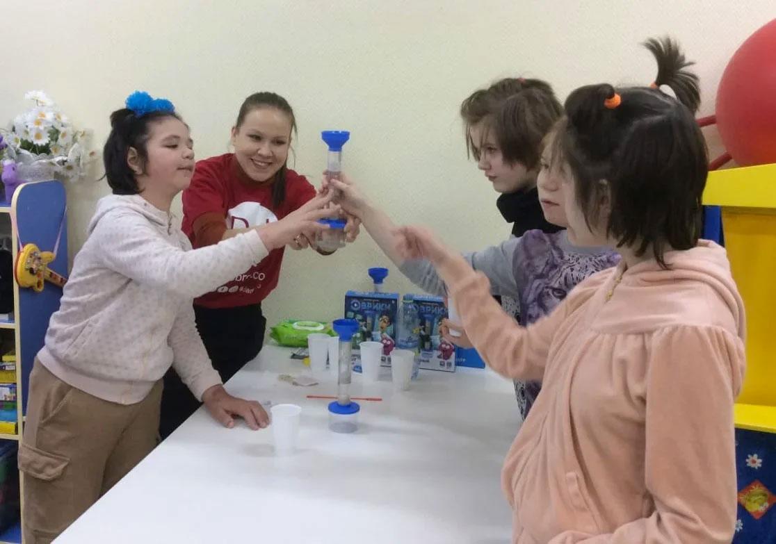 Всероссийские «Мастерские добра»: как это было