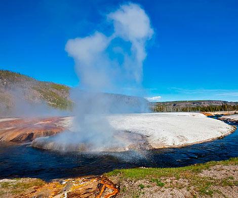 Вулкан Йеллоустоун уже в этом году может стать причиной конца света