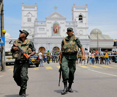 Нотр-Дам, Шри-Ланка: хроника религиозной войны