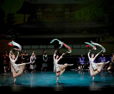 Японцы представят «Легенду о Боге Драконе» на Приморской сцене Мариинки