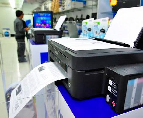 Эксперты отметили снижение популярности печатных устройств во всем мире