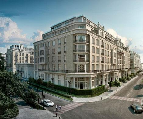 Элитное жилье в Москве дорожает рекордными темпами