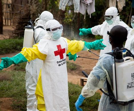 ВОЗ объявилаЧП интернационального  уровня из-за вспышки Эболы вДР Конго