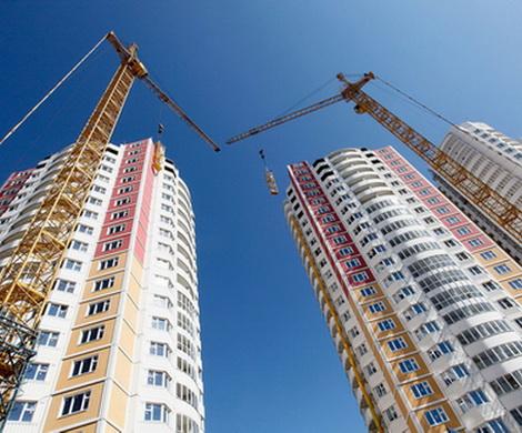За 5 лет на каждого россиянина построят 2,5 кв. м жилья