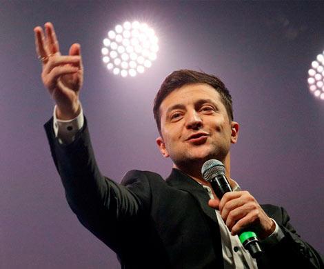 Зеленский поддержал легализацию русского языка на Донбассе