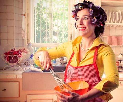 Женщины проводят на кухне не менее 3 лет жизни