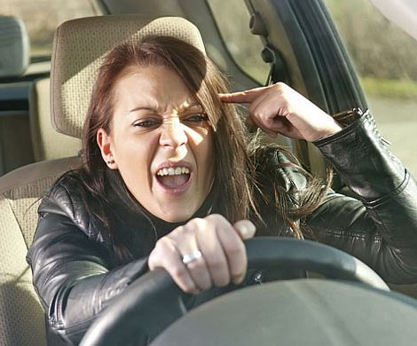 Опровергнут вымысел отом, что мужчины зарулем ведут себя агрессивнее женщин