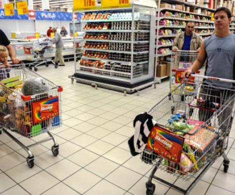 Продуктовая корзина для граждан России поднялась вцене на 3,5%