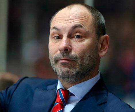 Зубов избран в Зал хоккейной славы