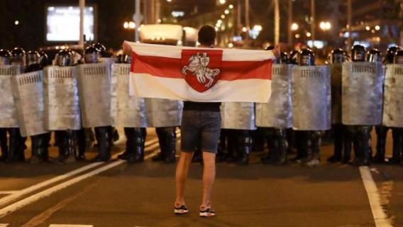 Аббас Галлямов: белорусам не удастся отстоять улицу