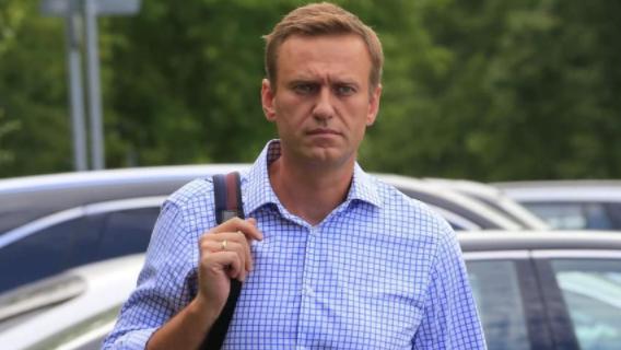 Алексей Навальный о своем отравлении: «за этим преступлением стоит Путин»
