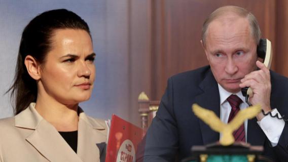 Белковский: российское гей-лобби может подтолкнуть Путина к лояльности Тихановской и оппозиции